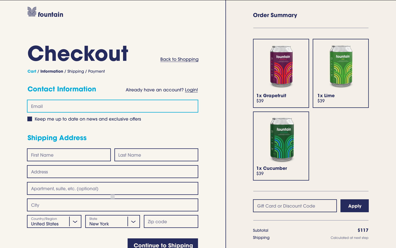 Desktop-Checkout